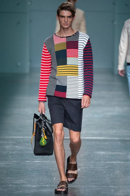 Fendi  Spring 2015 Menswear Collection Found on style.com