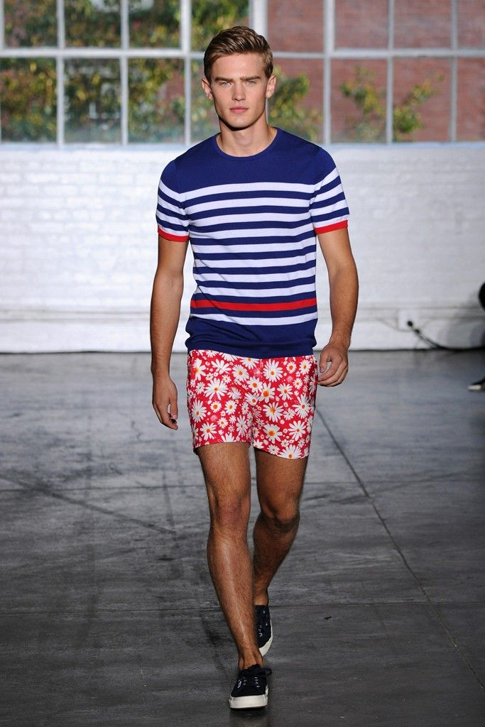 Parke & Ronen Men's RTW Spring 2015 Found on wwd.com