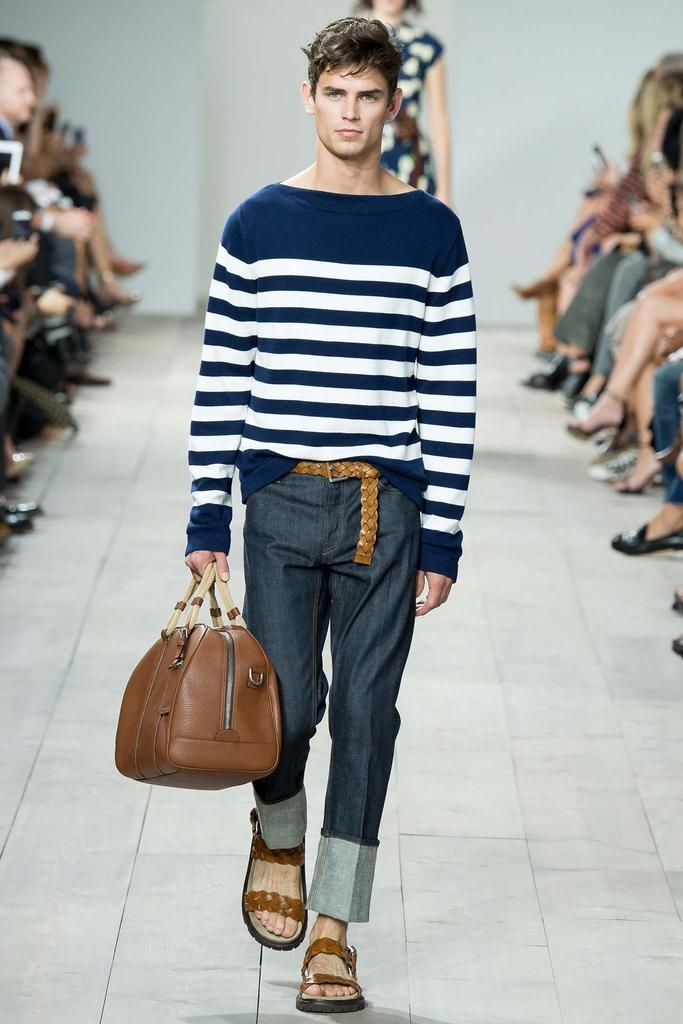 Michael Kors Spring 2015 Found on style.com