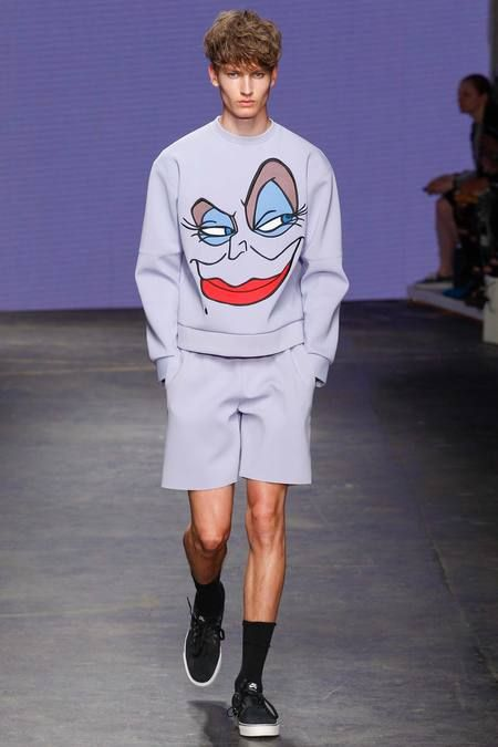 Found on style.com MAN Spring 2015 Menswear Collection