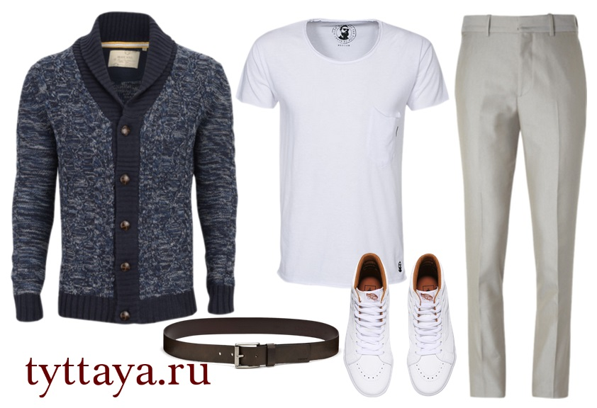 мужской капсульный гардероб 11