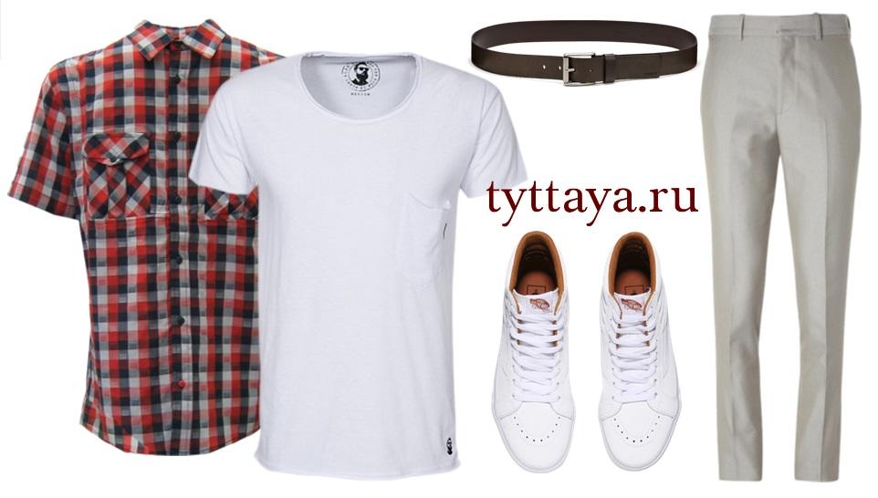 мужской капсульный гардероб 16