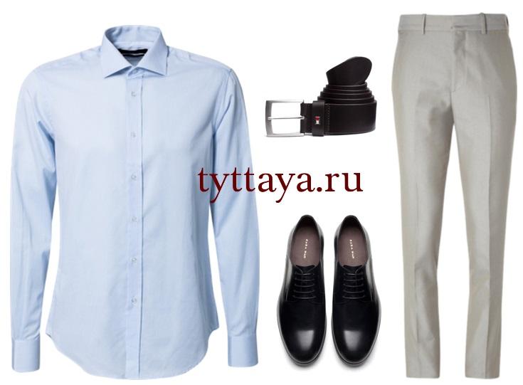мужской капсульный гардероб 17