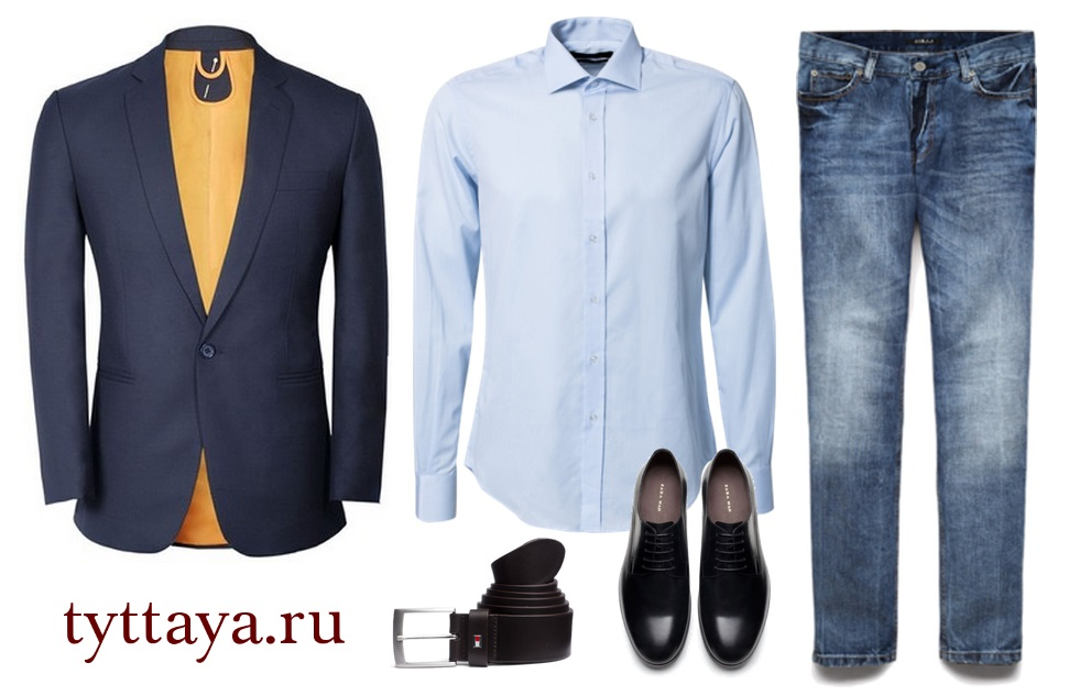 мужской капсульный гардероб 21