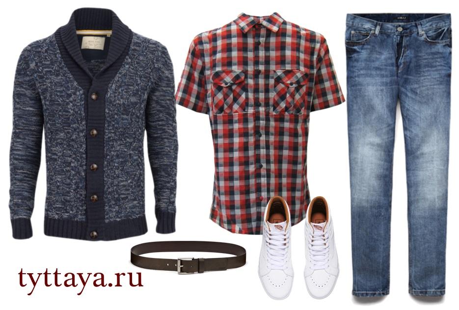 мужской капсульный гардероб 27