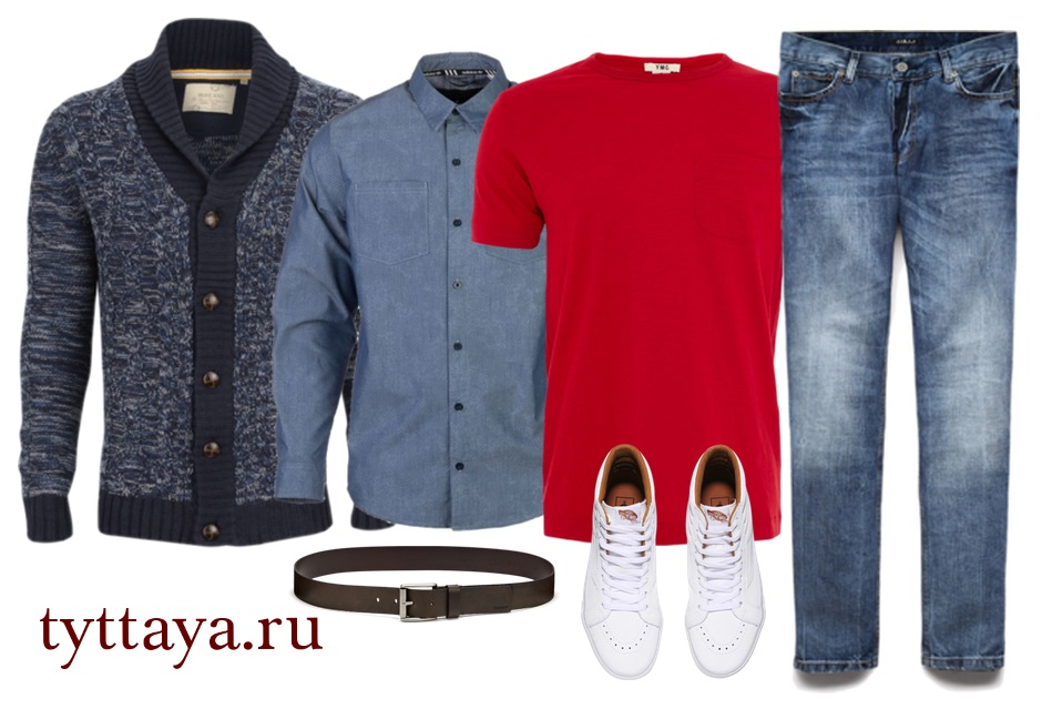 мужской капсульный гардероб 30