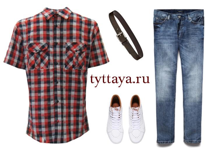 мужской капсульный гардероб 32