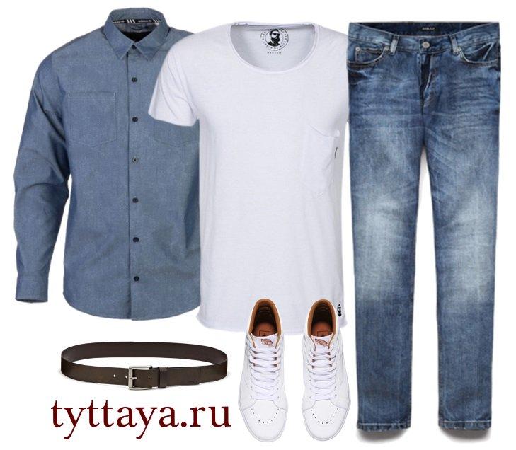 мужской капсульный гардероб 34
