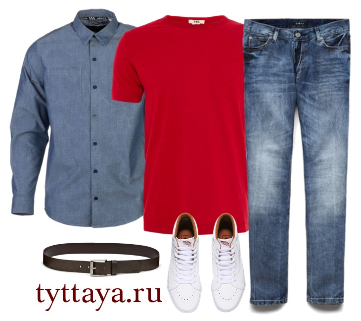 мужской капсульный гардероб 35