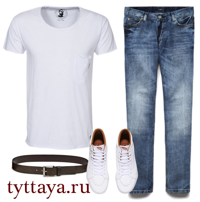 мужской капсульный гардероб 38