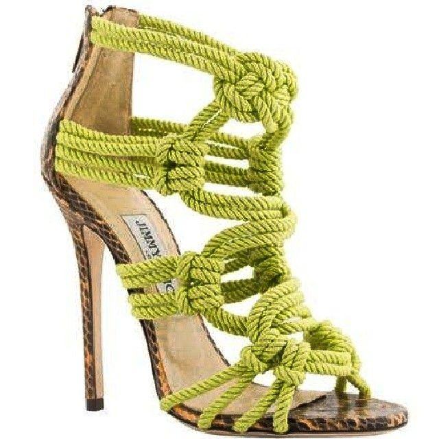 Jimmy Choo SS 2015 Found on thenorthpoleshoppe.com.au