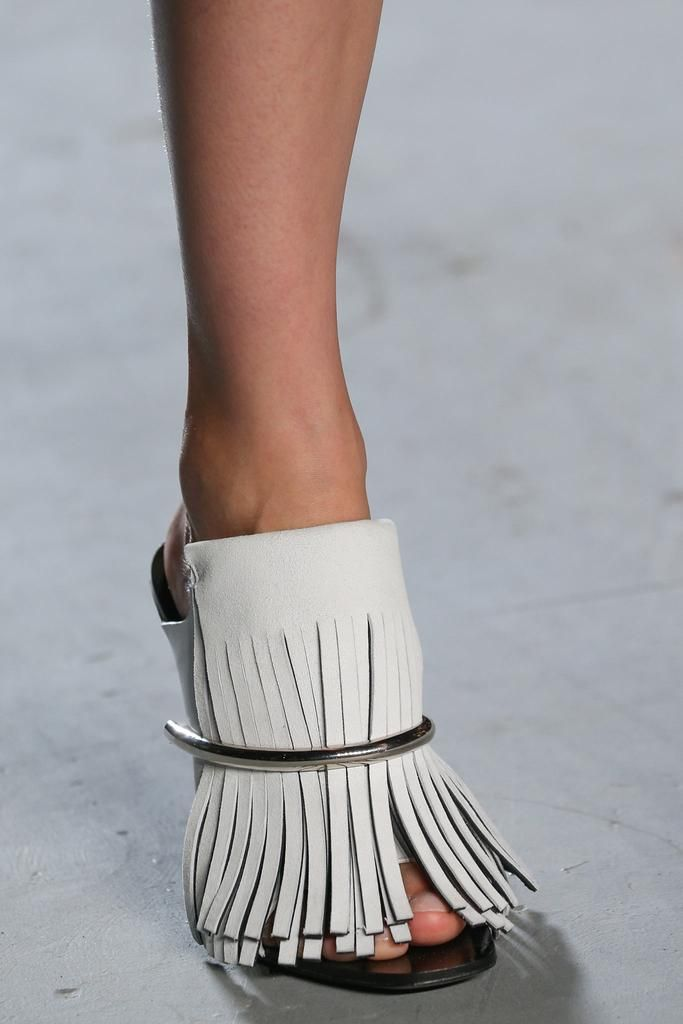 Proenza Schouler Summer 2015 Found on style.com