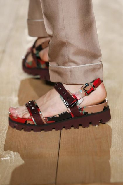 Valentino Menswear Summer 2015 Found on nowfashion.com