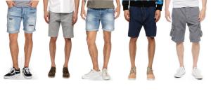 С чем носить шорты мужчинам?