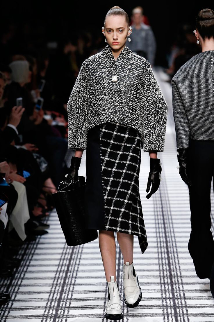Balenciaga Found on style.com