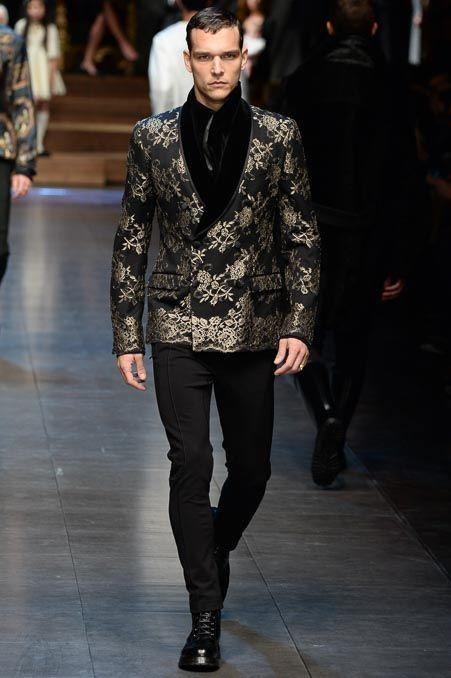 Dolce & Gabbana Found on style.com