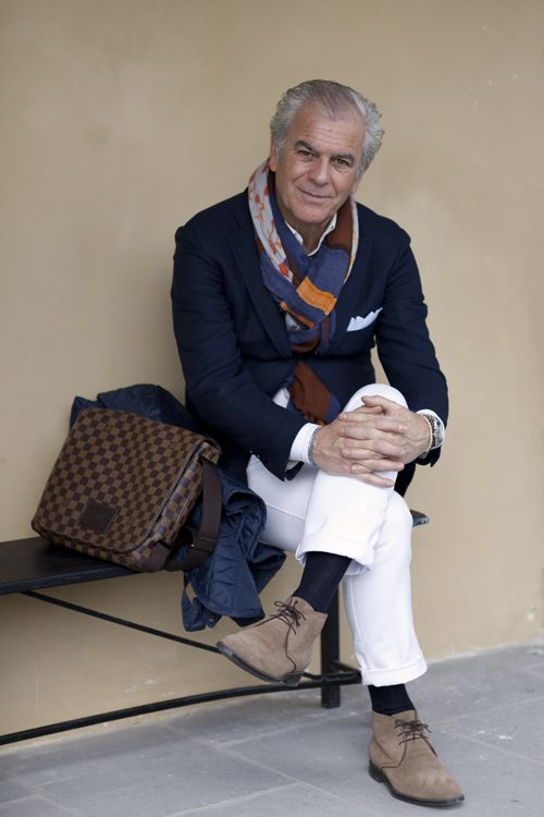 Found on thesartorialist.blogspot.com