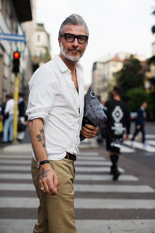 Found on thesartorialist.com