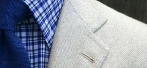 C чем носить серые брюки и серый пиджак мужчине?
