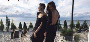 ТОП-25 Instagram Черные платья