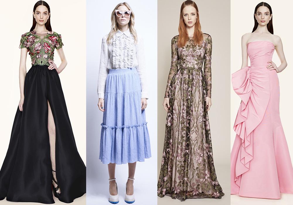 весна 2016 мода тренды
