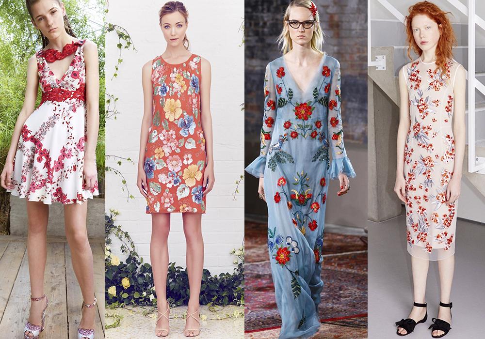 модные принты весна лето 2016