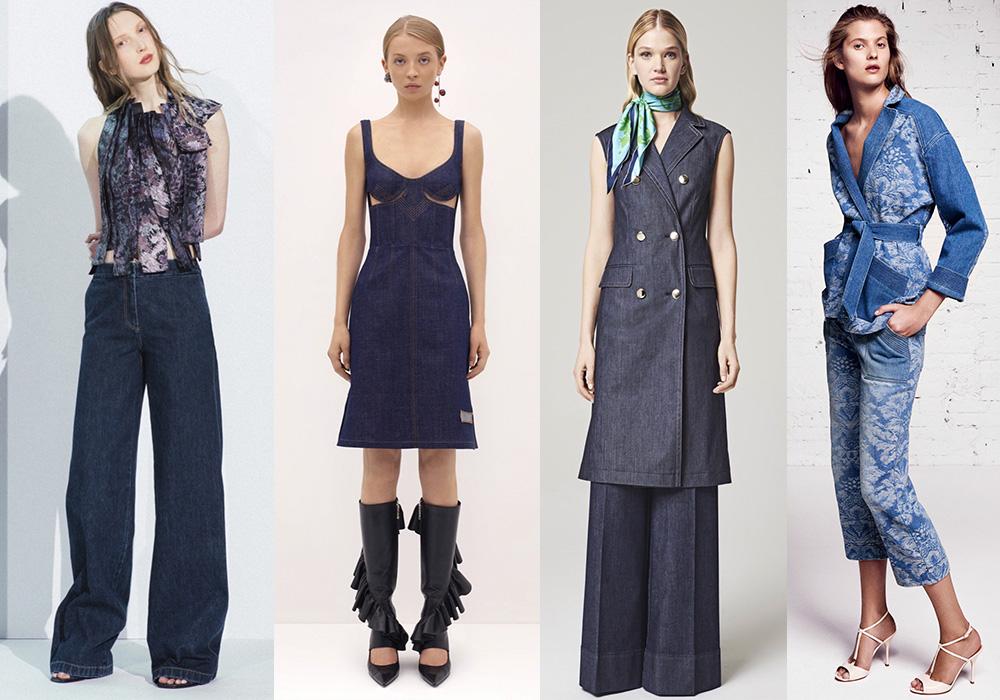 2016 весна мода трернды