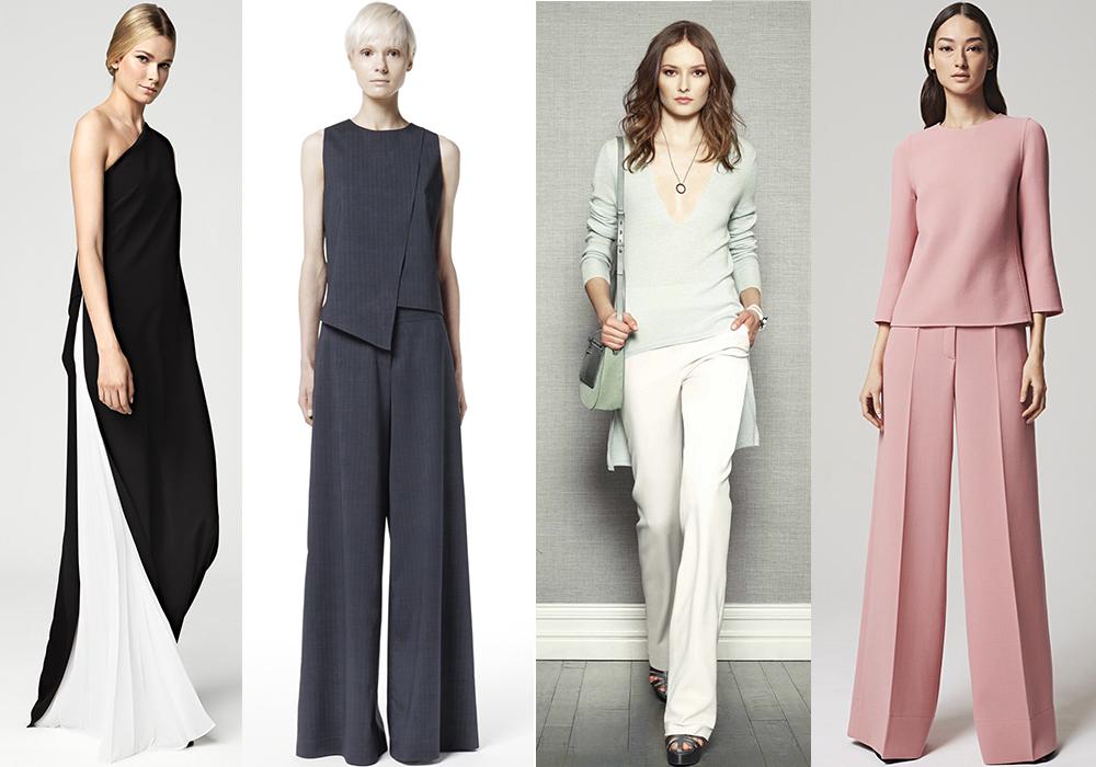 минимализм весна 2016 мода
