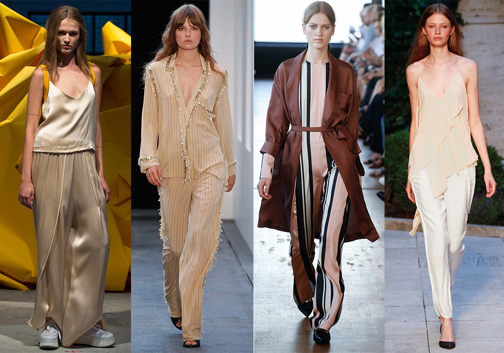 весна 2016 тренды мода