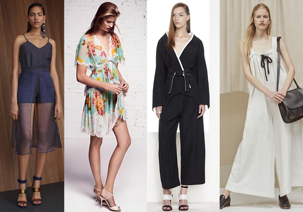 пижамный стиль мода 2016 весна