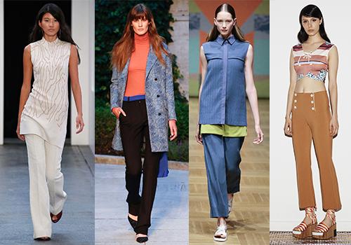 модные тенденции 2016 весна