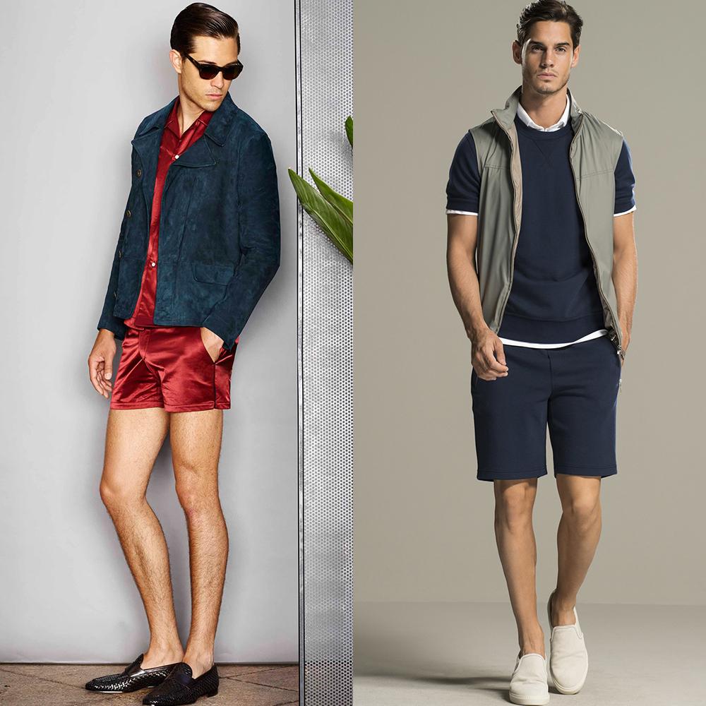 мужские шорты лето 2016