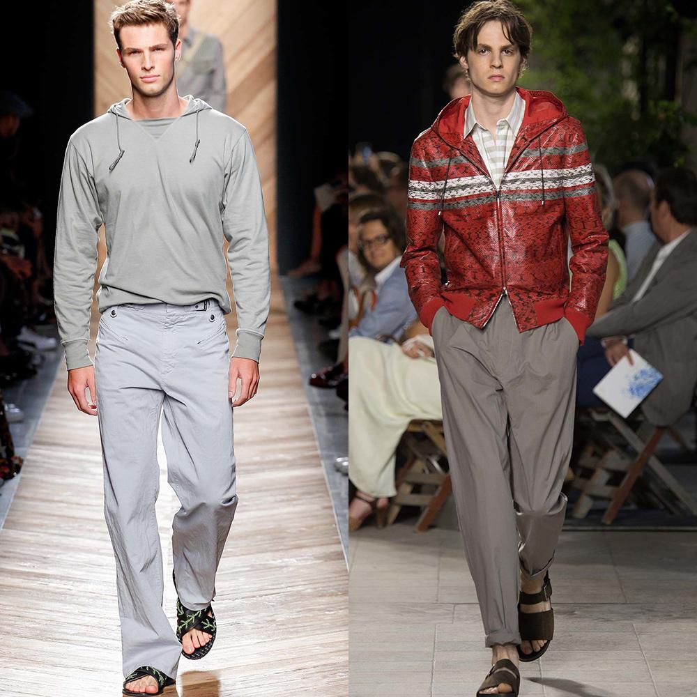 модные штаны мужские