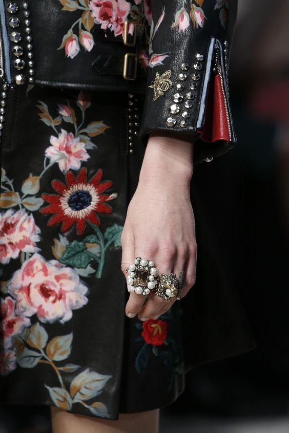 тенденции ювелирной моды весна лето