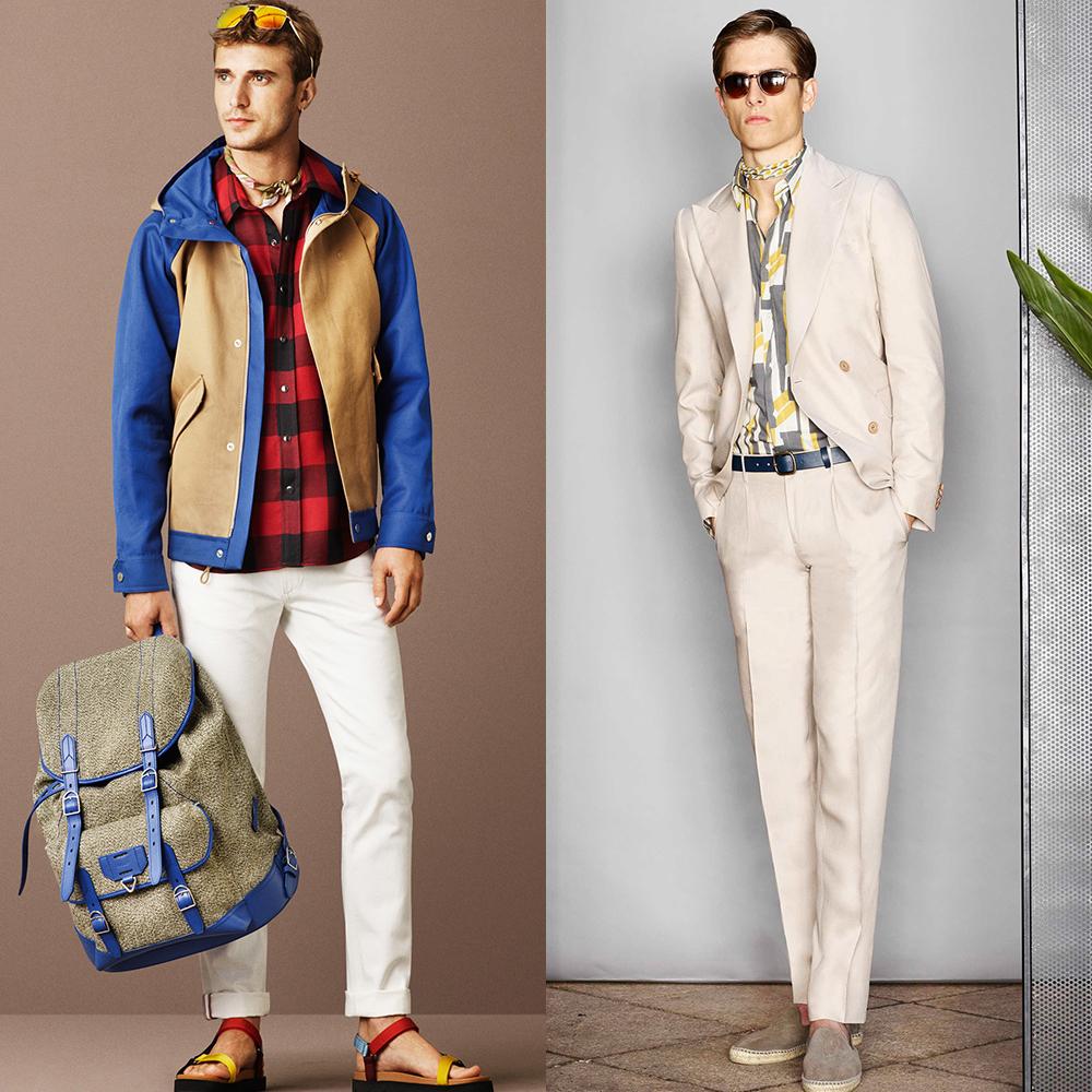 модные штаны для мужчин 2016