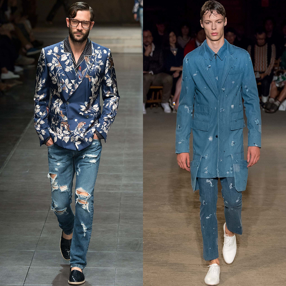 модные тенденции мужчинам 2016