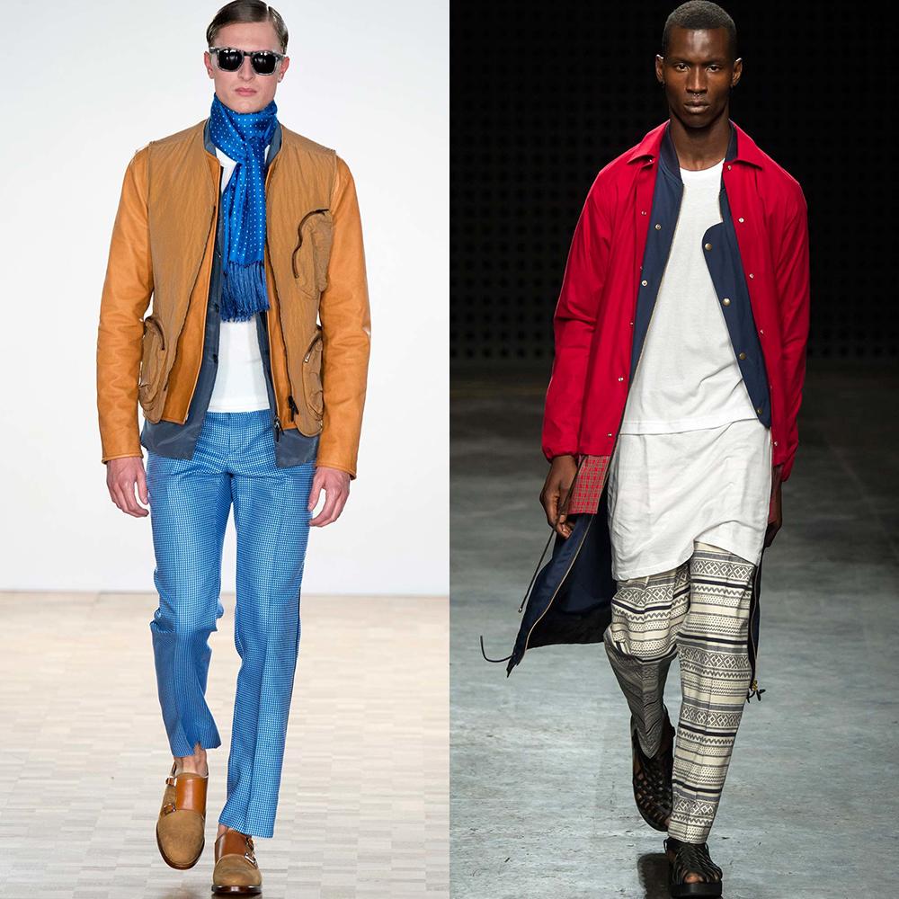 мода мужчины 2016