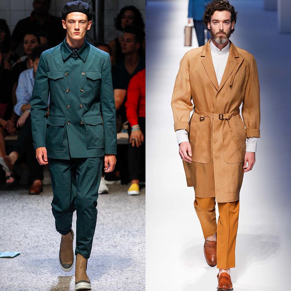мужская мода весна лето 2016