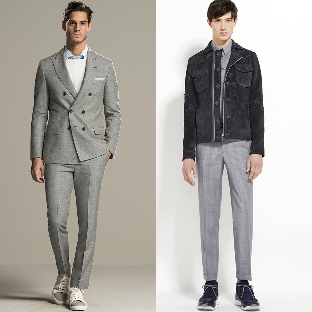 модные цвета для мужчин 2016
