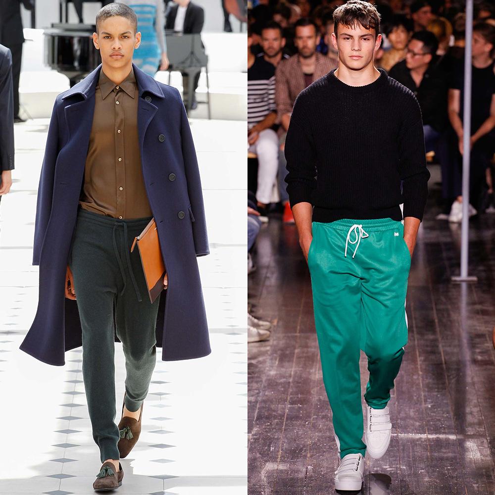 мода мужчины 2016 весна лето