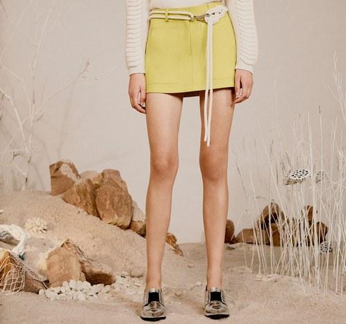 Модные юбки мини 2016