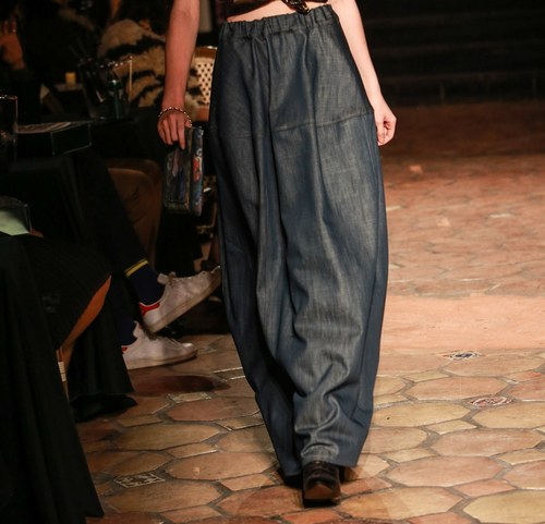 какие юбки сейчас в моде