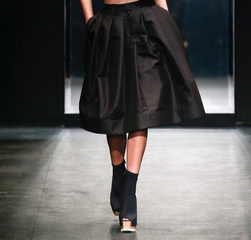 юбка со кладками