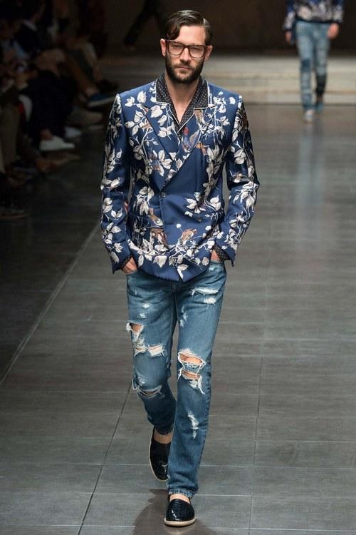 модные джинсы мужские 2016