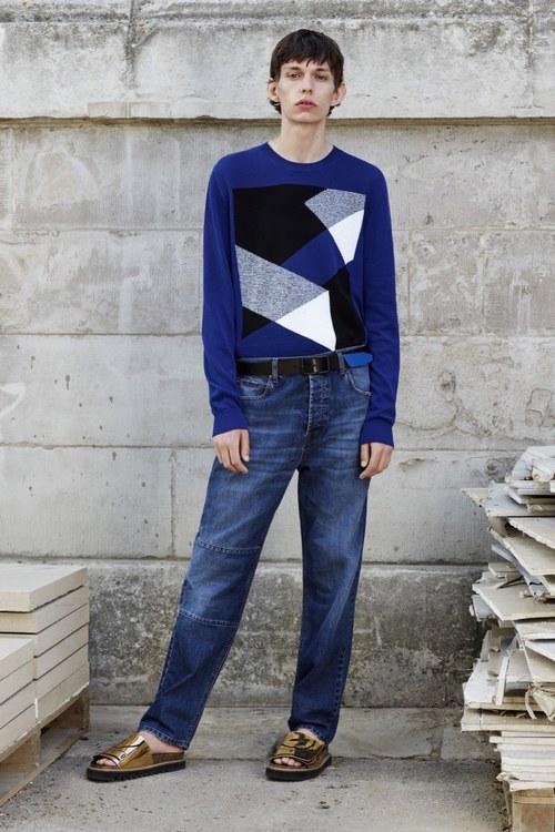 модные мужские джинсы весна лето 2016