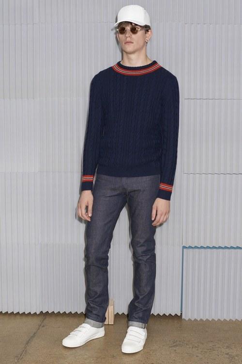модные мужские джинсы 2016