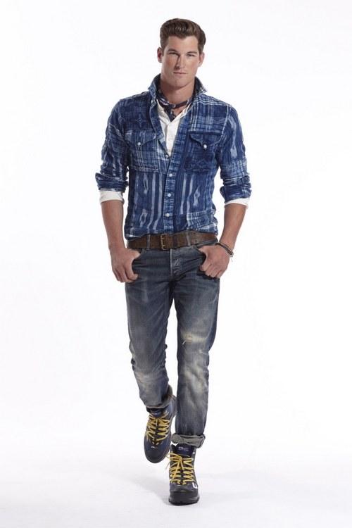 моде на джинсы 2016