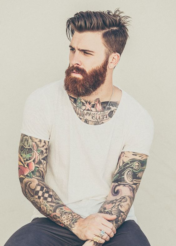 C чего начать отращивать бороду