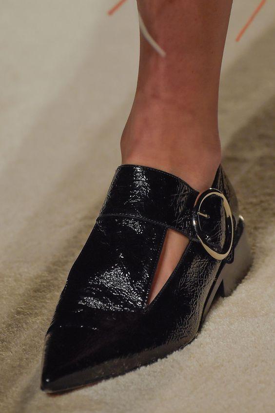 Тренды обувной моды осень зима 2016