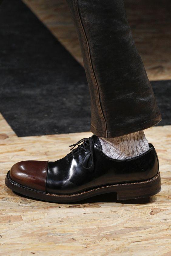 Модная мужская обувь 2016 2017 осень зима